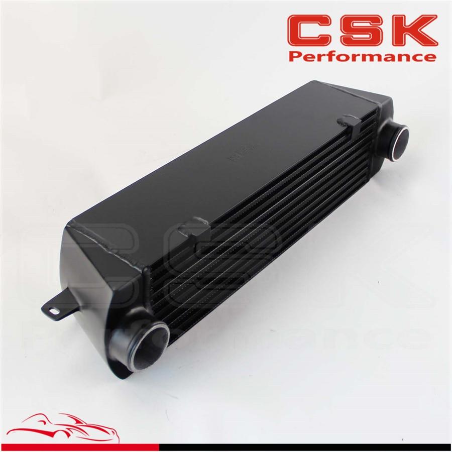 Intercooler Turbo gemelo para Bmw 135 135i 335 335i E90 E92 N54 2006-2010 negro