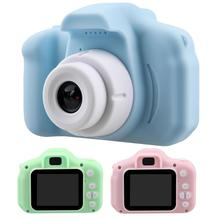 Kid Child Camera HD Photo Video Mini Camera Toy Birthday Gift Digital Camcorder Holiday Gifts For Bo