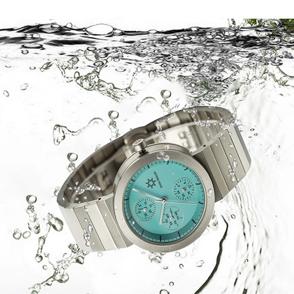The New Ladies Watch Women Waterproof Fashion Personality  Student Watch enlarge