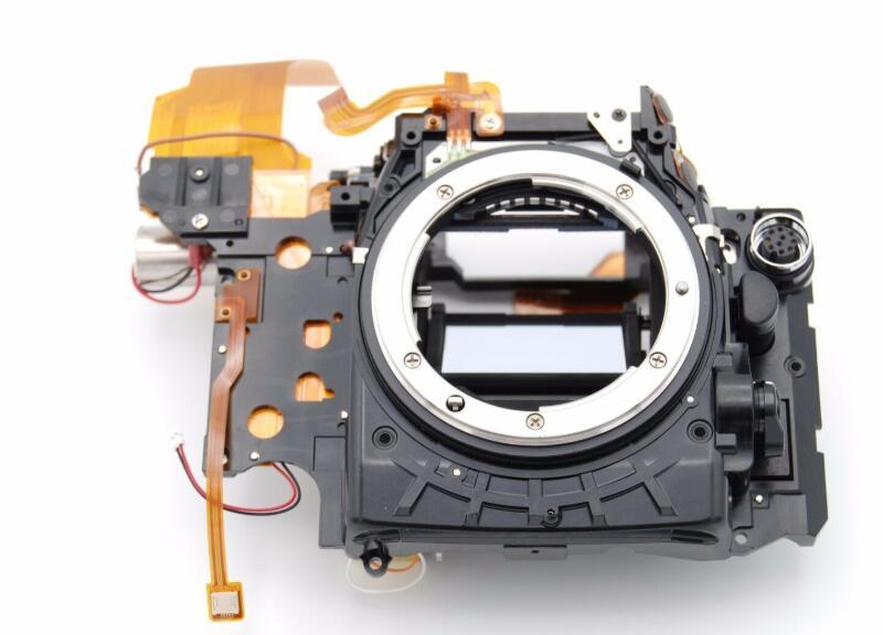 Original para Nikon Caixa de Espelho Corpo com Baioneta Montagem com Abertura Frente Reflexiva Câmera Reparação Parte Unidade D810 Fpc 110rz
