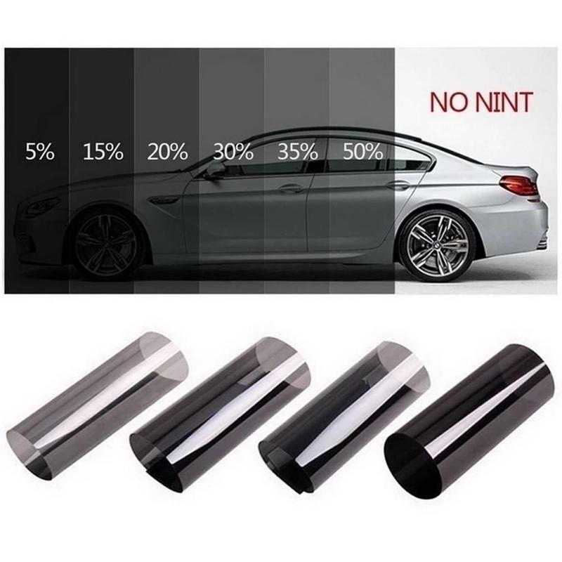 Car Window Tinting Film Anti Look Foils UV Protector Sun Shade Glass Solar Protective Roll Sticker For Car Auto Windshild House