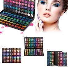 120 couleurs Renaissance ombre à paupières maquillage cosmétique miroitant mat fard à paupières Palette fard à paupières Palette paillettes maquillage Palette D321