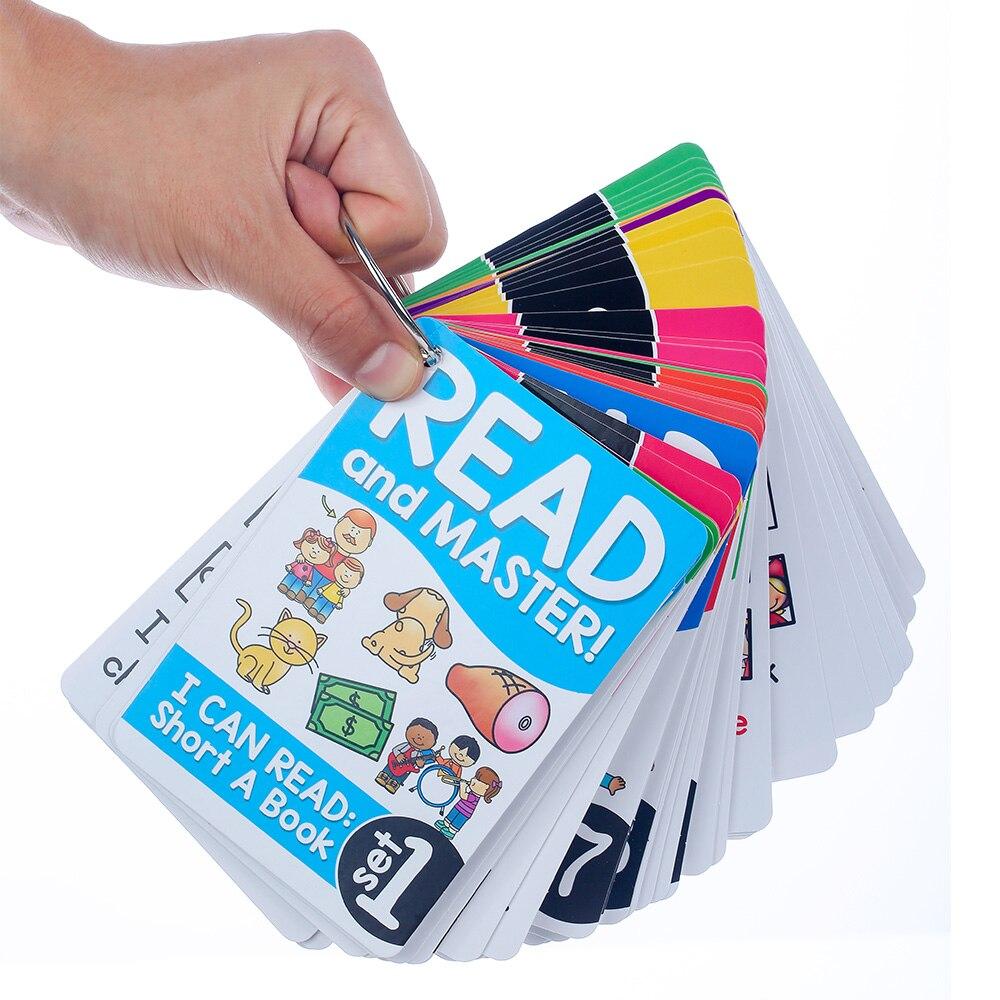 Новинка 107 группы/набор корней английской акустики флэш-карты для детей Монтессори игры Обучающие Развивающие игрушки для обучения детей подарок для ребенка