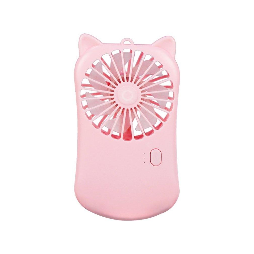 Ventilador de bolsillo X8, Mini ventilador portátil, ventilador de mano, escritorio en casa, velocidad ajustable, ventilador recargable USB, Enfriador de aire al aire libre
