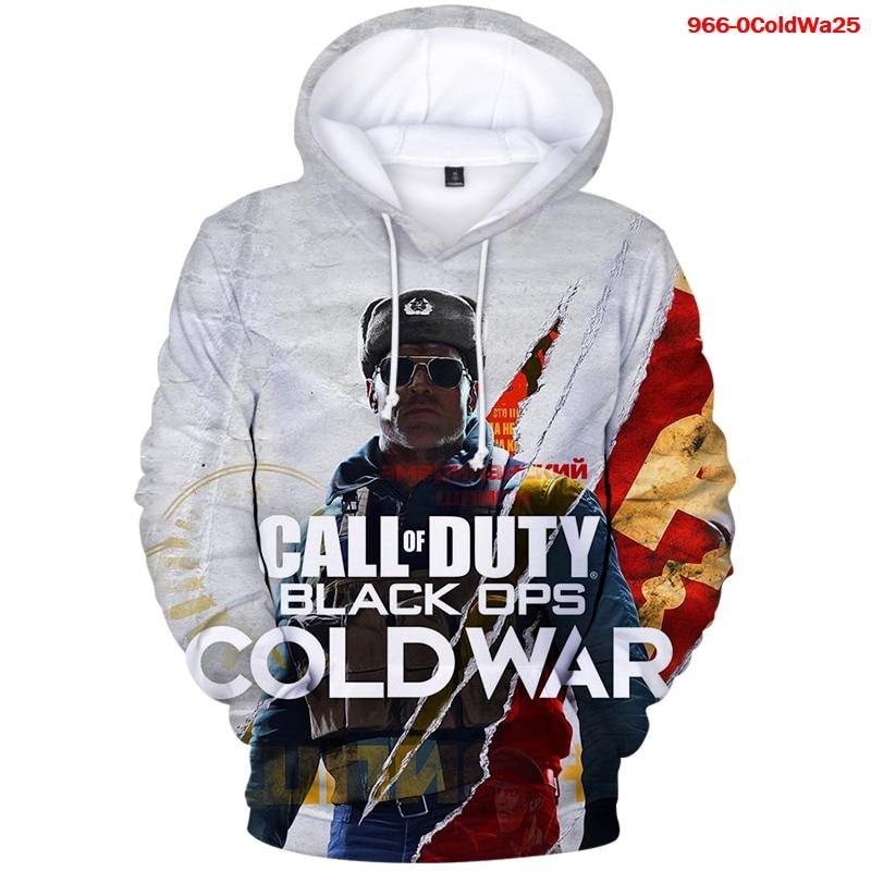 Sudadera con capucha de Call of Duty para hombre, ropa deportiva masculina...
