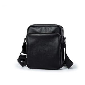 The new fashion han edition men's single shoulder bag oblique cross travel recreation bag bag, simple pure color bags