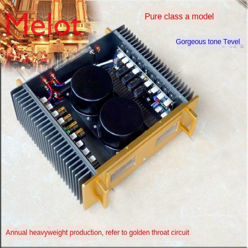 classic marantz hdam circuit gold tube mje15024 mje15025 class a amplifier a rare high a class audio power amplifier output 300w A60 Reference Golden Throat Circuit Pure Class a Power Amplifier Prominent Power Amplifier Power Amplifier Sound
