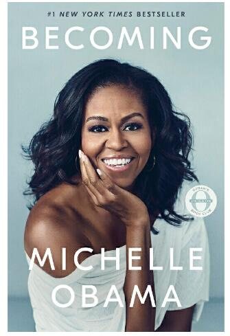 Convertirse en el libro de michelle obama, convertirse en tapa de papel