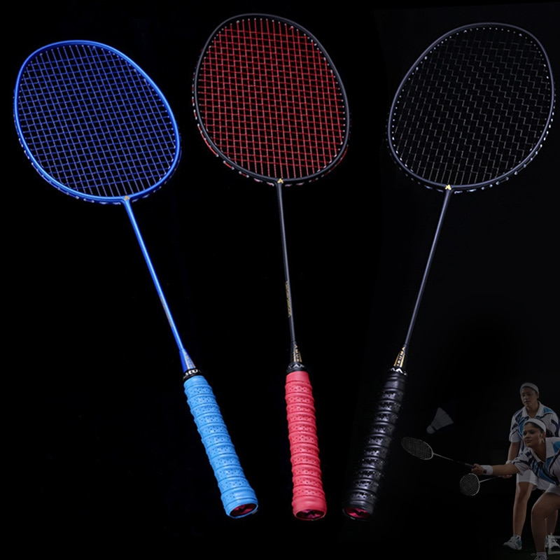 yonzhenx 2017 new 3u badminton rackets super light g3 high tension full carbon professional badminton racquet with original bag Graphite Single Badminton Racquet Professional Carbon Fiber Badminton Racket with Carrying Bag ASD88
