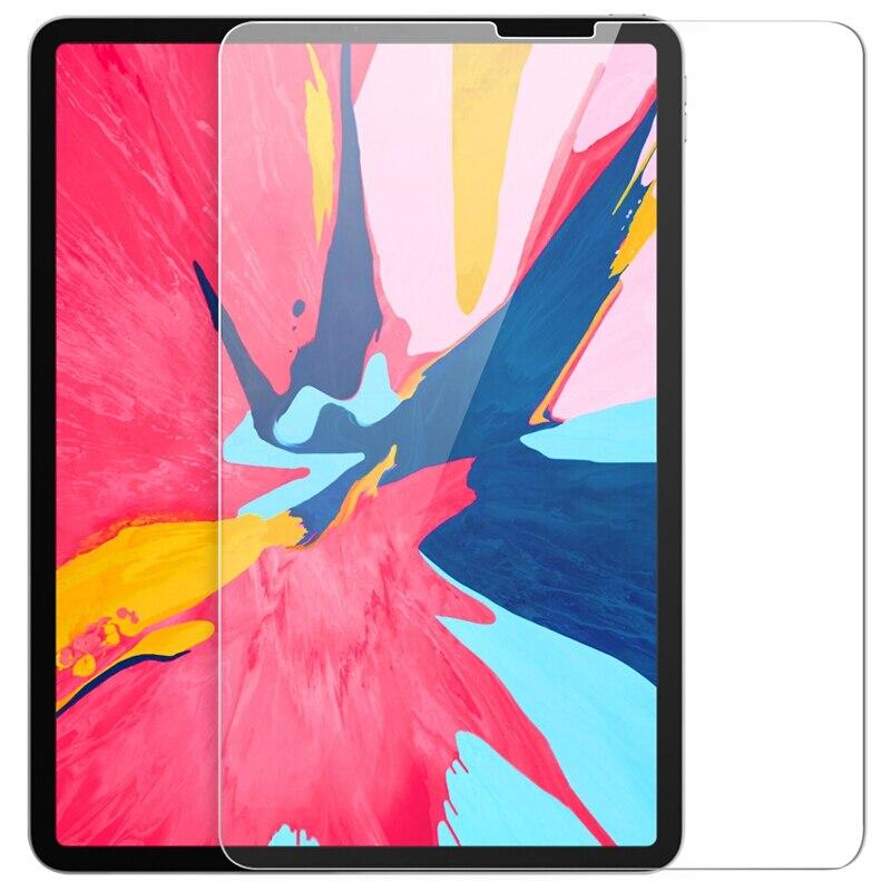 "Vidrio 2.5D para Apple iPad Pro 2018 11 ""2020 cobertura completa tableta Protector de pantalla para iPad Pro 2018 12,9"" Vidrio Templado Premium"