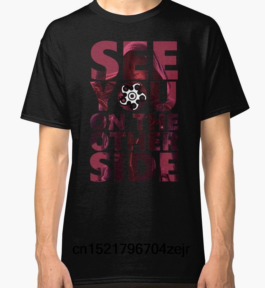 Hibana Other Side funny t-shirt novelty tshirt women Men T shirt Rainbow Six Siege