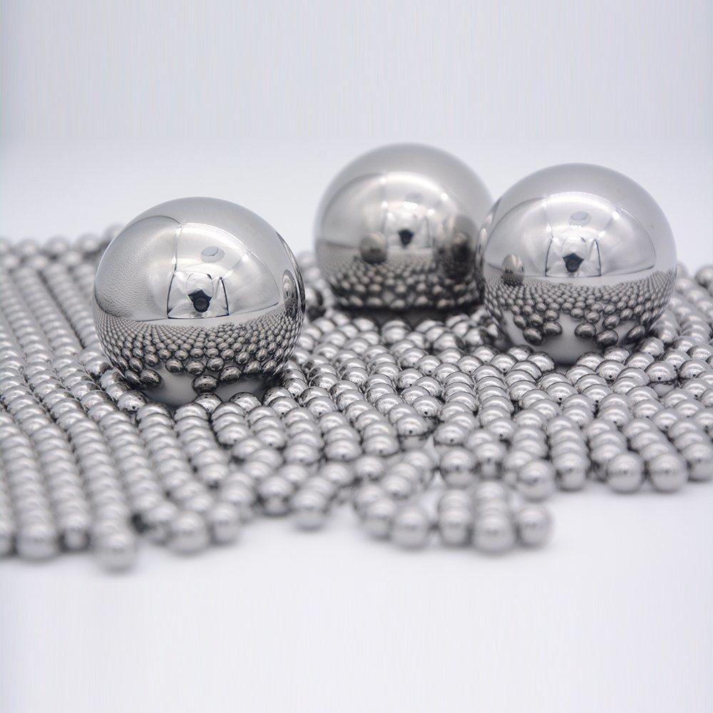 كرات معدنية صلبة من الكروم الصلب ، مقاس 1 كجم ، 19.05 مللي متر ، دقة مخصصة ، تحمل صمام المضخة ، أجزاء المضخة