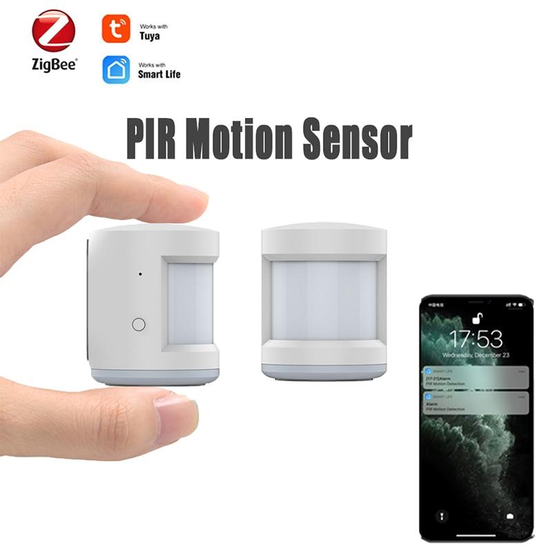 Motion Sensor Smart Body Movement PIR Human WirelessZigBee 3.0 Use With Gateway Hub