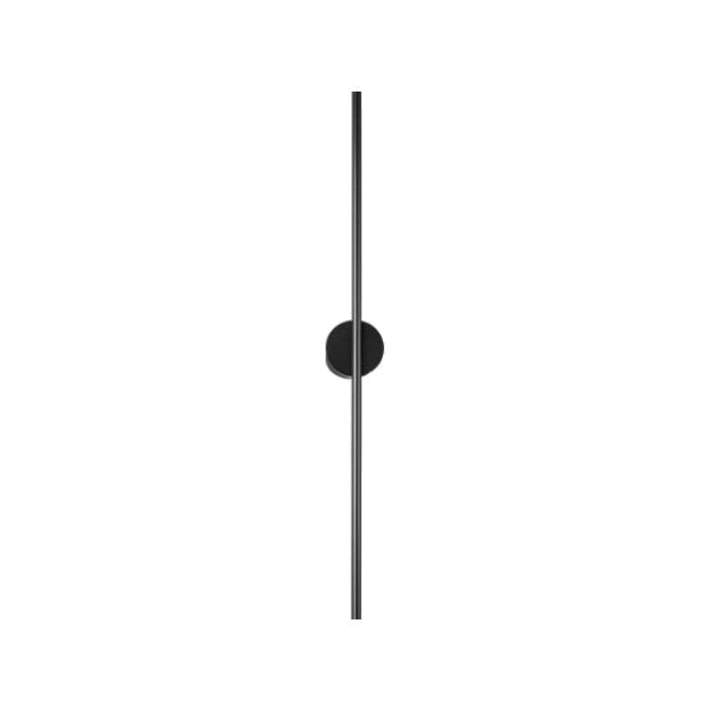 10 قطع أسود 80 سنتيمتر الدافئة الأبيض وحدة إضاءة led جداريّة مصباح