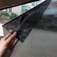 2pcs 4238cm uv sticker car sunshade electrostatic stickers auto supplies sun block sun shading stickers car styling