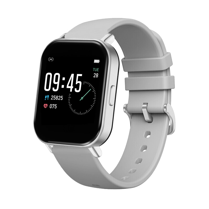 R66 Smart Watch IP67 Waterproof Sport Watches Full Touch Fitness Tracker Body Temperature Heart Rate Monitor Smartwatch women