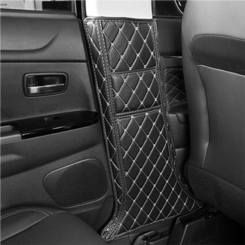 Автомобильный защитный коврик для интерьера B Φ-kick защитный коврик подушка чехол для Mitsubishi ASX 2020 2021 2014-2019