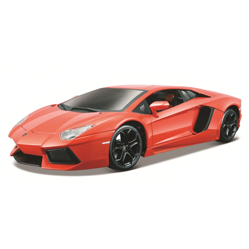 Bburago 1:18 Scale Lamborghini Aventador Coupe LP700-4 Alloy Luxury Vehicle Diecast Cars Model Toy Collection Gift alloy model gift 1 50 scale scania a90 city wide transit bus vehicle diecast toy model for collection decoration