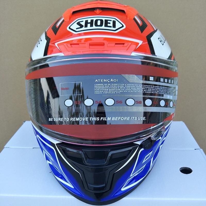2020 style motorcycle Helmet Women X14 blue Ant motorcross equipment protect Satefy Helmet Full Face Motor Helmet ECE approved