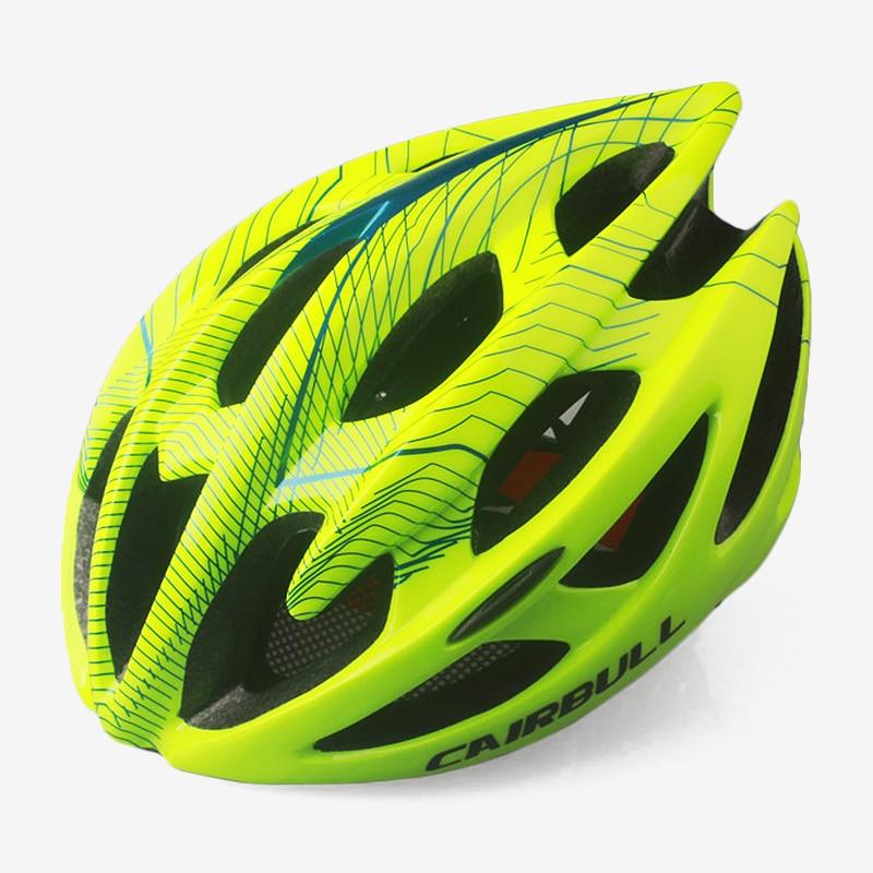 Cairbullultraligero para hombre adulto, Casco de Ciclismo de montaña, de carreras, Casco...