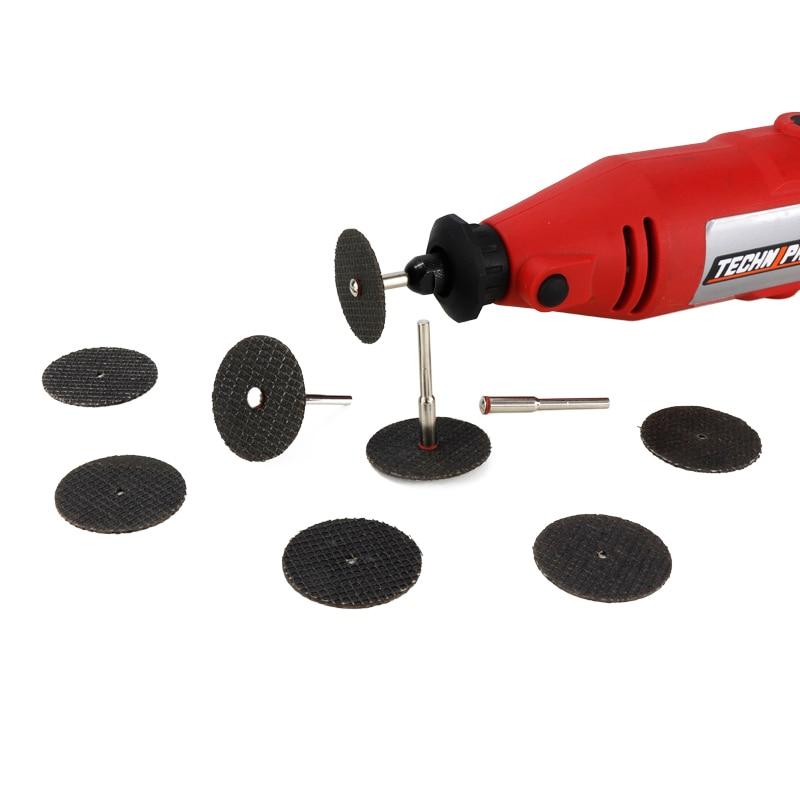54 vnt. 32 mm abrazyvinis pjovimo diskas su ašinėmis šlifavimo - Abrazyviniai įrankiai - Nuotrauka 4
