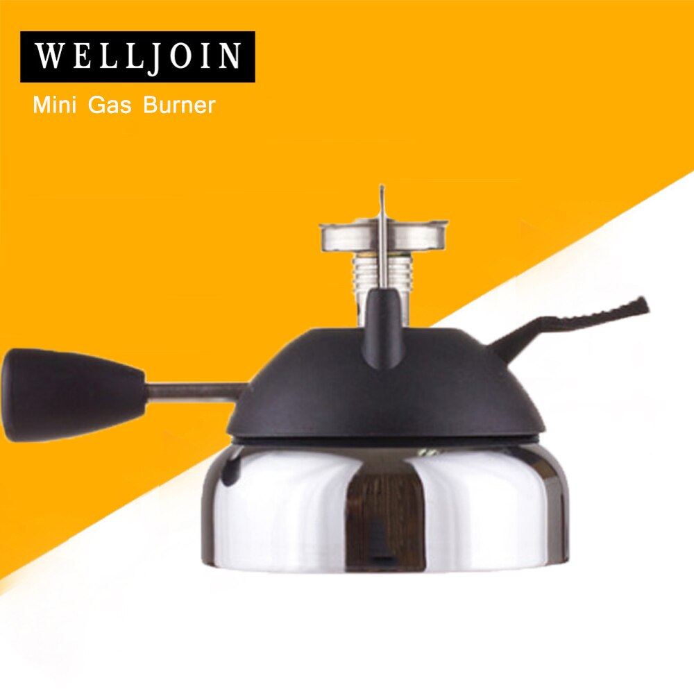 Mini Outdoor Butane Gas Burner for Hario Syphon Coffee Maker TCA-2 TCA-3 TCA-5