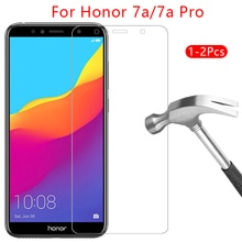 protective glass on honor 7a pro screen protector tempered glas for huawei honer 7 a a7 honor7a 7apr