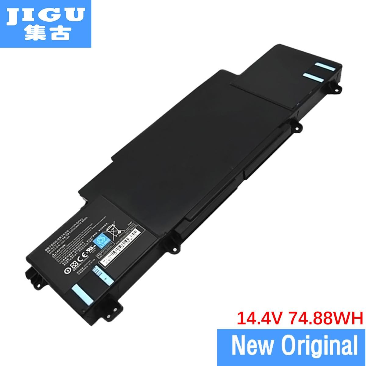 JIGU 14.4V 74.88WH SQU-1406 Original Laptop Battery For THUNDEROBOT 911-S2C 911-E1 911-M 911-S1 911-S5A 911-T1 911GT 911M-M2A