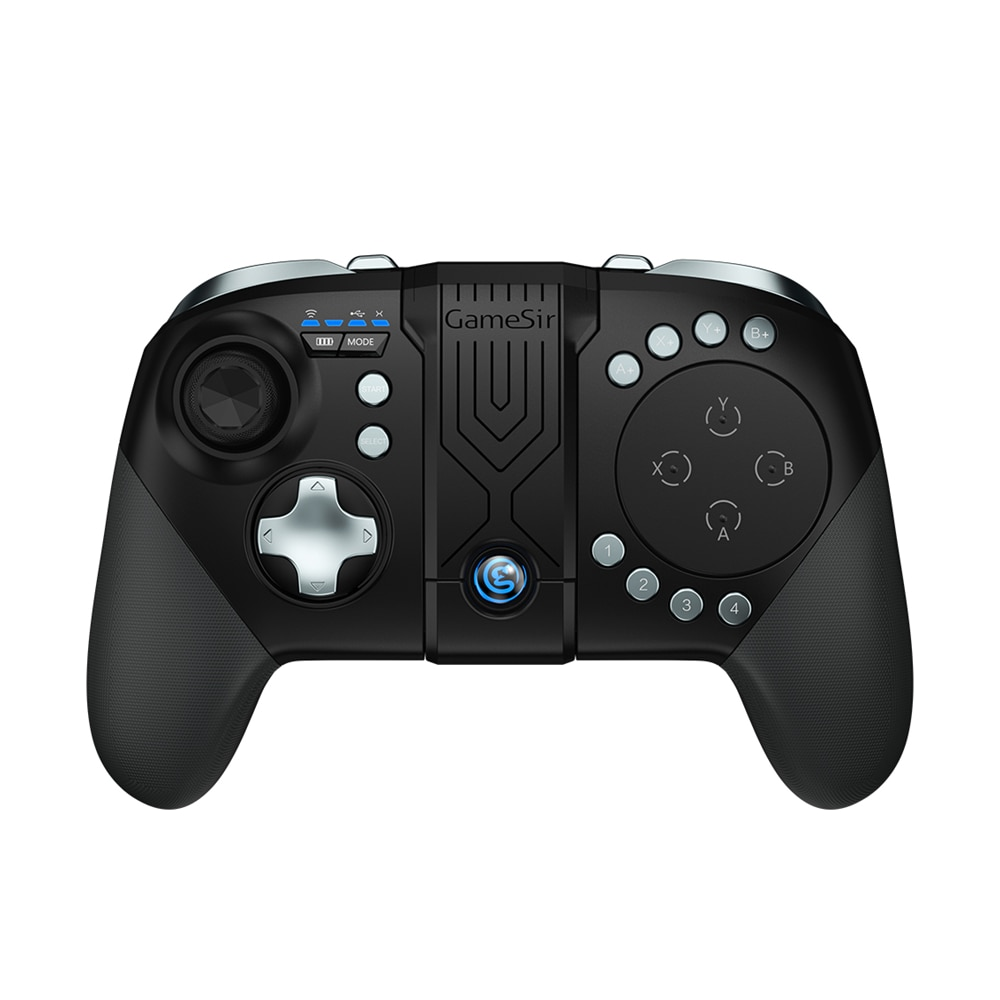 GameSir G5 Wireless Bluetooth Game Controller, Gamepad with Trackpad, for Android Mobile Phone, FPS MOBA Games