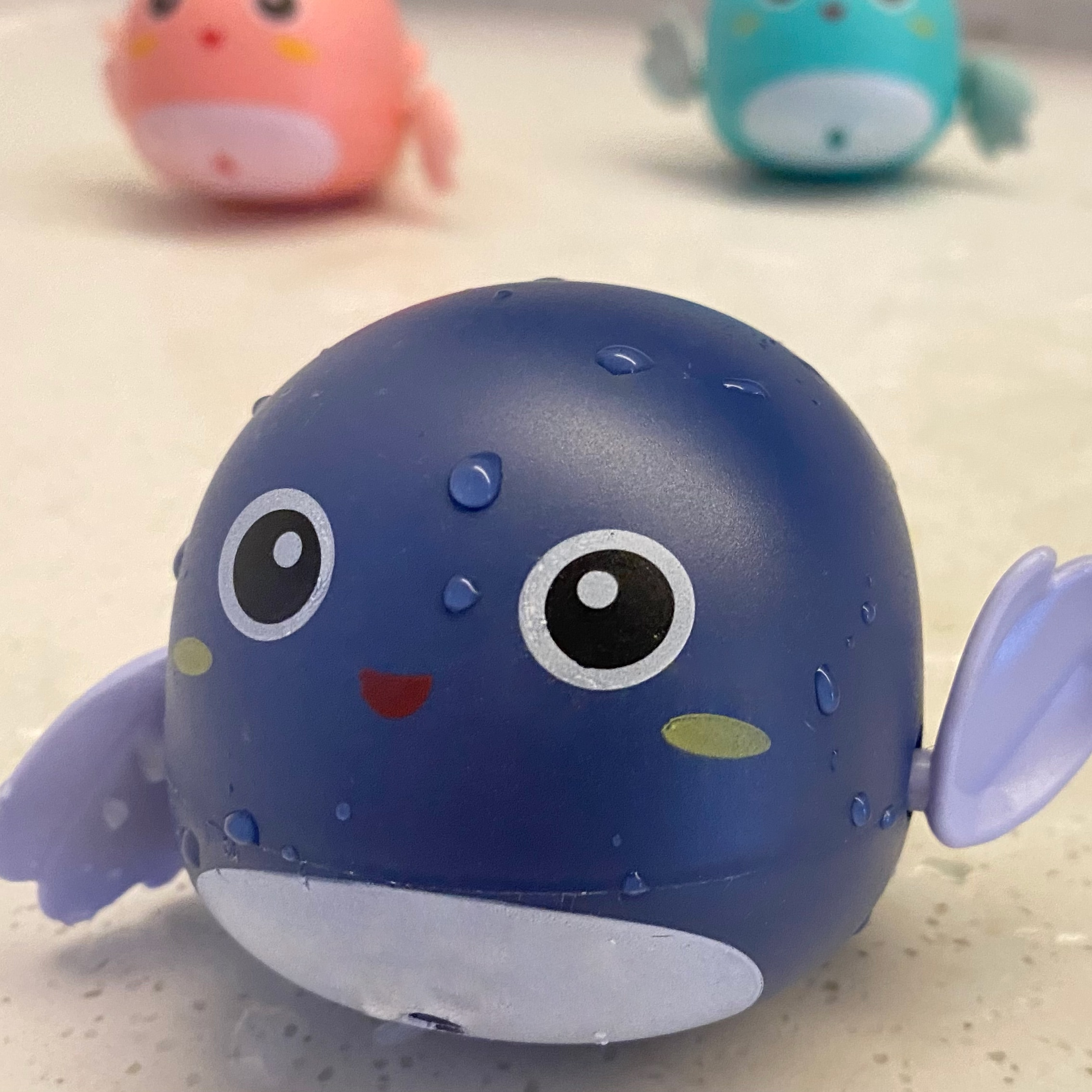 1PCS Baby Bath Toy Swimming Water Toys for Kids Bathroom Baby Children Play Animals Float Toy Funny Game Baby Speelgoed Kid Gift rotating kaleidoscope rotation fancy world baby toy kids autism kid interesting toy for children gift cherryb