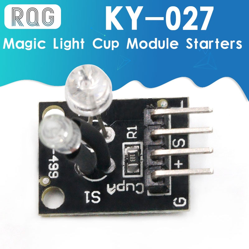 Magic Light Cup Module starters Compatible KY-027