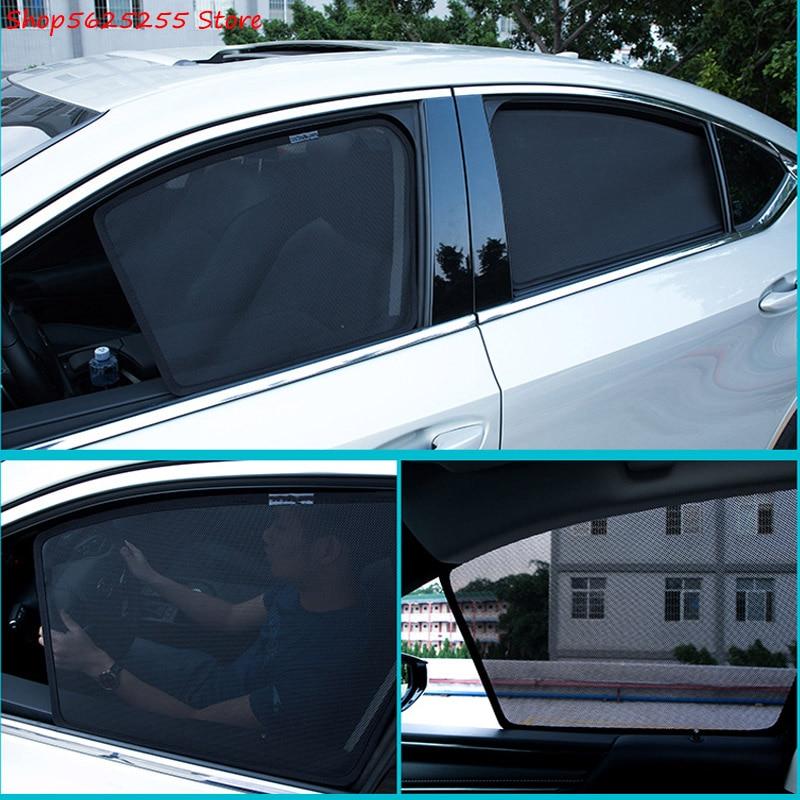 AliExpress - for Hyundai Ioniq Accessories 2020 2018 2019 2017 2015 Car Sunshade Front Rear Window Sunscree Anti-mosquito Netting Decoration