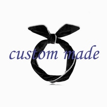Fashion Luxury Brand Top Imported Double-layer Silk Ribbon Scarf Women Headband Strap Bag Accessorie