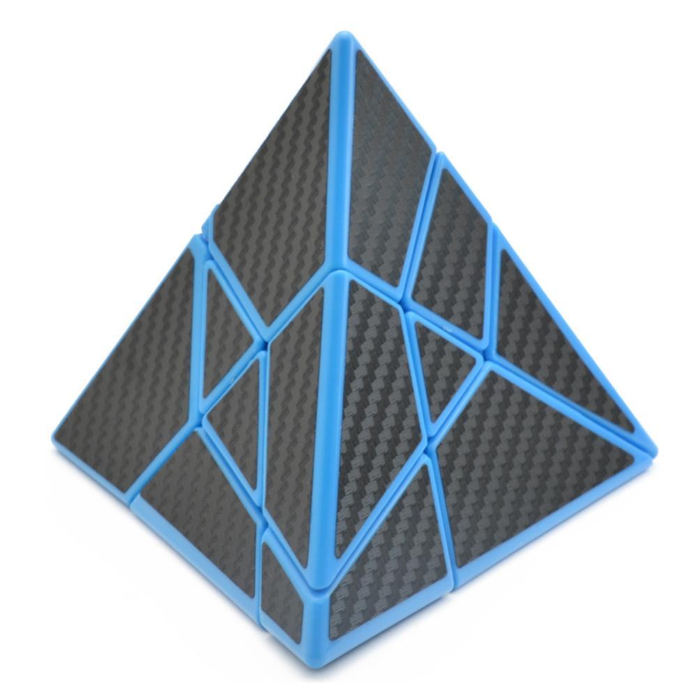 """Головоломка """"Пирамида Рубика"""" инновационная сложная форма экологический ABS материал нетоксичный новый необычный Головоломка Куб игрушки для чидренов"""