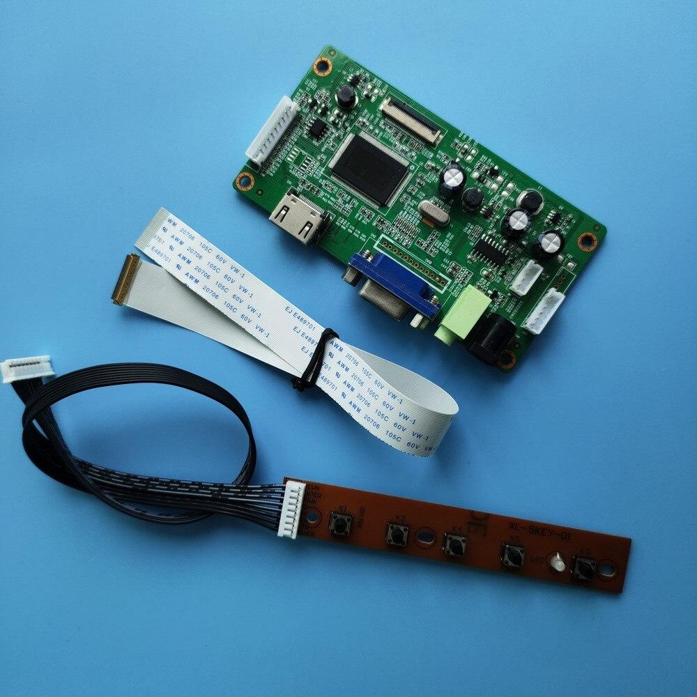 كيت HDMI ل N156HGA-EBB/N156HGA-EAL 1920X1080 لوحة LED EDP شاشة LCD DIY سائق VGA المراقب المجلس 30Pin عرض مراقب