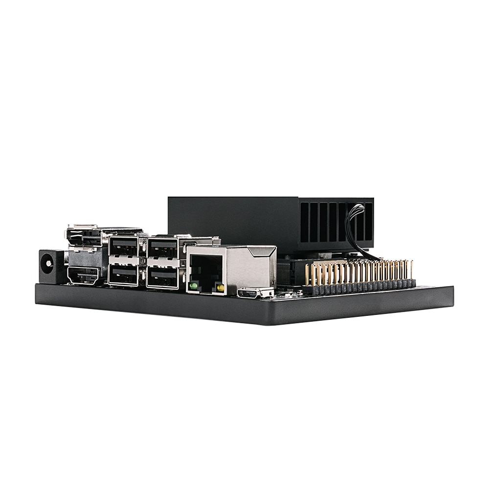 Jetson Xavier NX Developer Kit  AI supercomputer suitable for embedded systems and edge systems enlarge