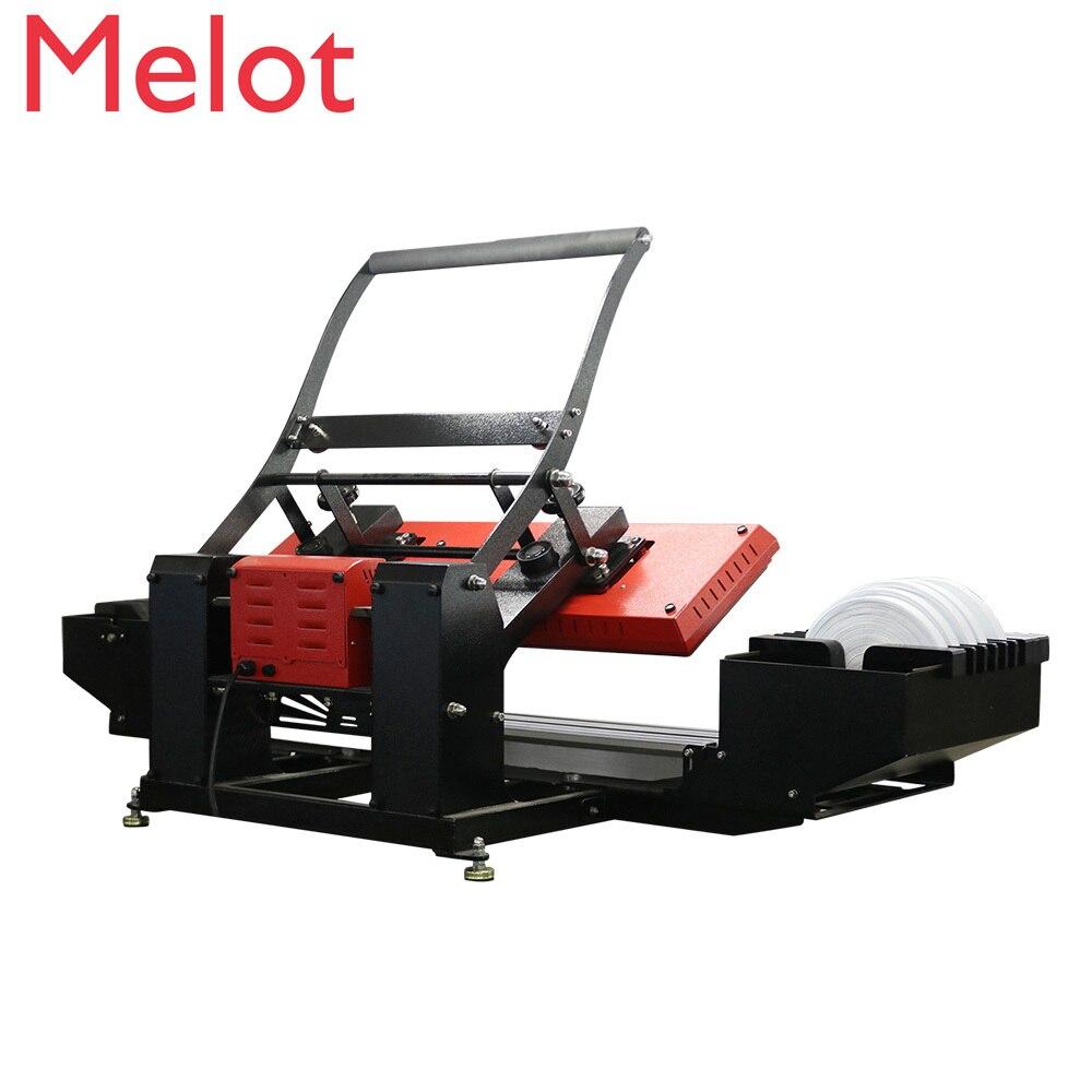 Горячая Распродажа сублимационный шнур, тепловой пресс, переносная печатная машина с устройством подачи