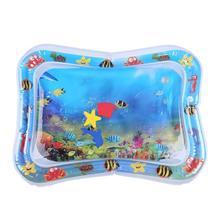 Детский водный игровой коврик, надувной детский животик, игровой коврик для малышей, детский игровой центр, игрушки для малышей