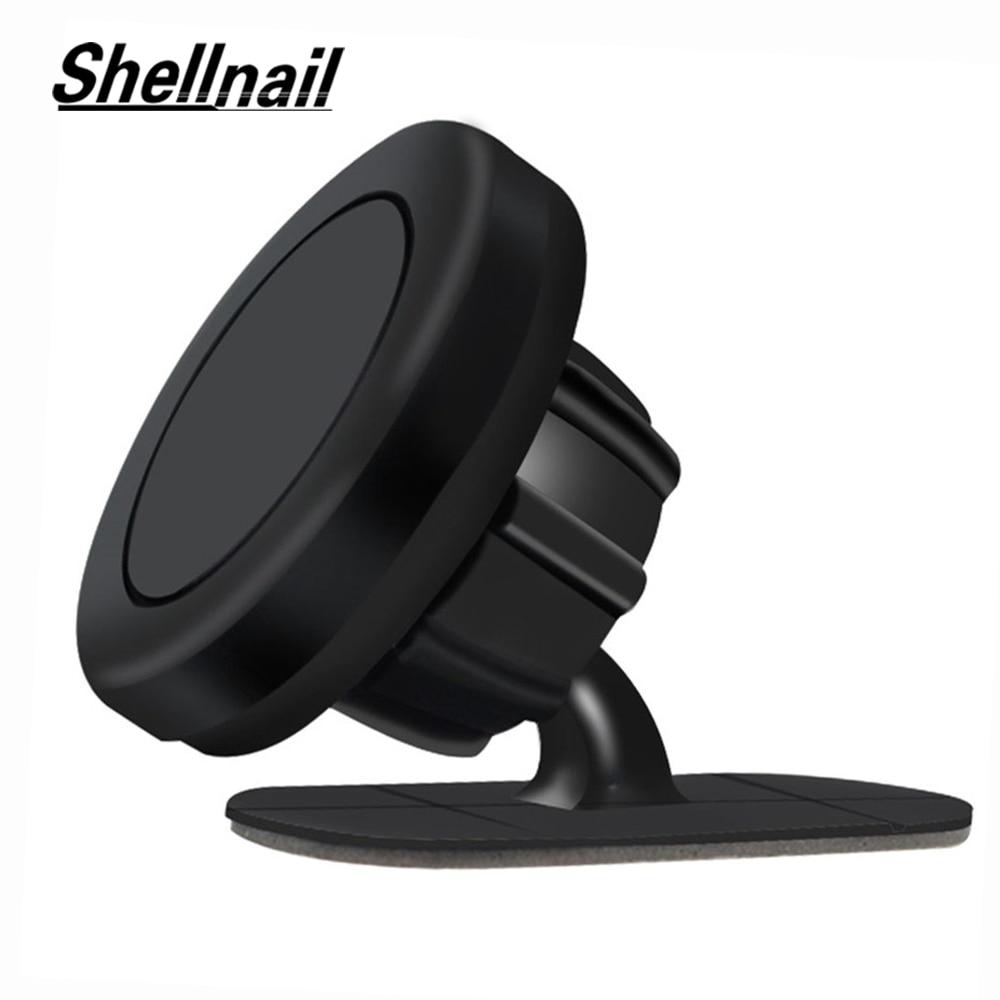 Soporte Universal para teléfono móvil con GPS, soporte magnético para teléfono móvil para iPhone, Samsung, soporte magnético para teléfono de escritorio