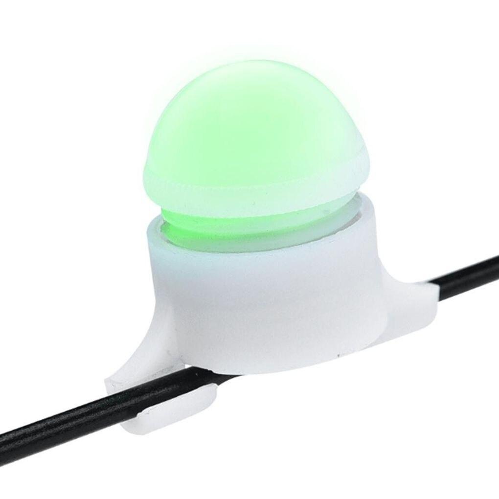 Умный светодиодный ночник с сигнализацией для ловли карпа, ночной рыболовный светильник с автоматическим распознаванием укуса, Аксессуары...
