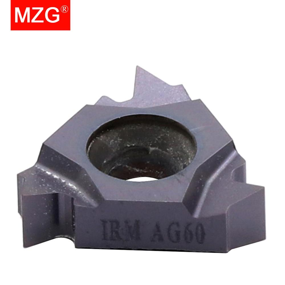 MZG 16IRMAG55 ZM860 ISO مثقاب من الكربيد إدراج ل نك الداخلية الفولاذ المقاوم للصدأ تحول خيوط أدوات حامل