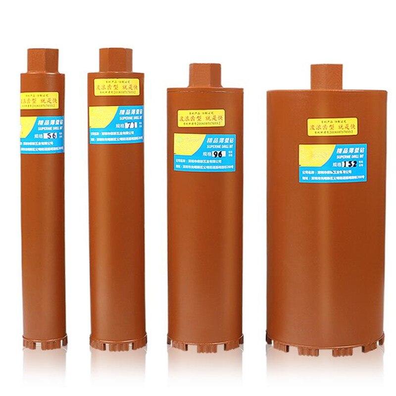 Concreta do Núcleo do Perfurador do Bocado de Broca de 5 mm e 2 Broca Unidades 38 200mm