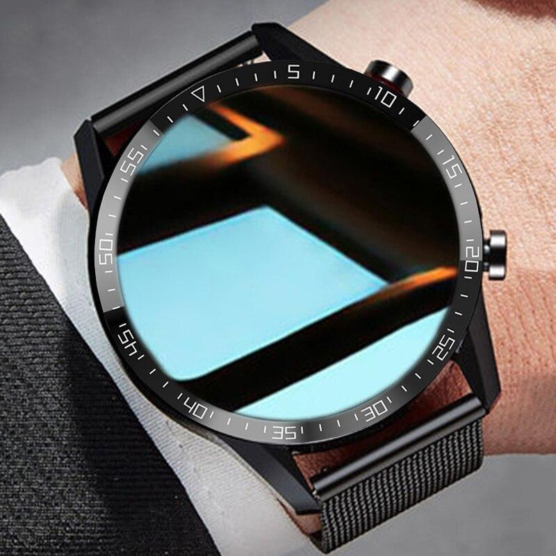 Ipbzhe Smart Watch Men Android Sports ECG Bluetooth Call Smart Watch Men 2021 Reloj Inteligente Smar