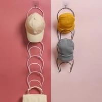 new baseball cap rack hat holder rack home organizer storage door closet hanger holder rack robe hooks