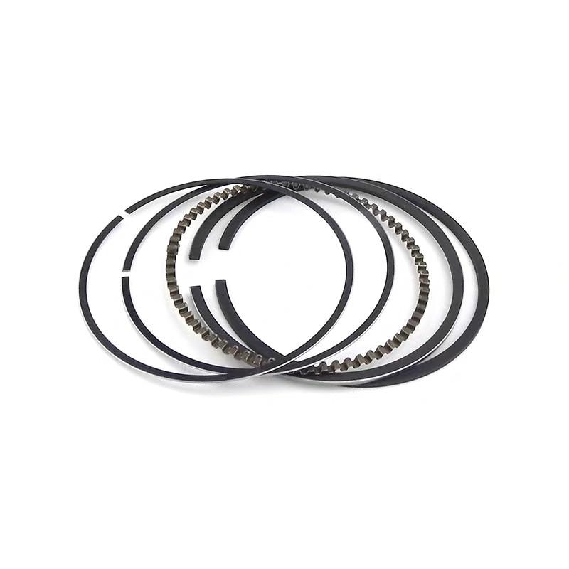 GX620 conjunto de anillo de pistón 77MM para HONDA GX610 GXV610 GXV620 20HP V-TWIN SH11000 SHT11000 SHT11500 8 ~ 10KW generador