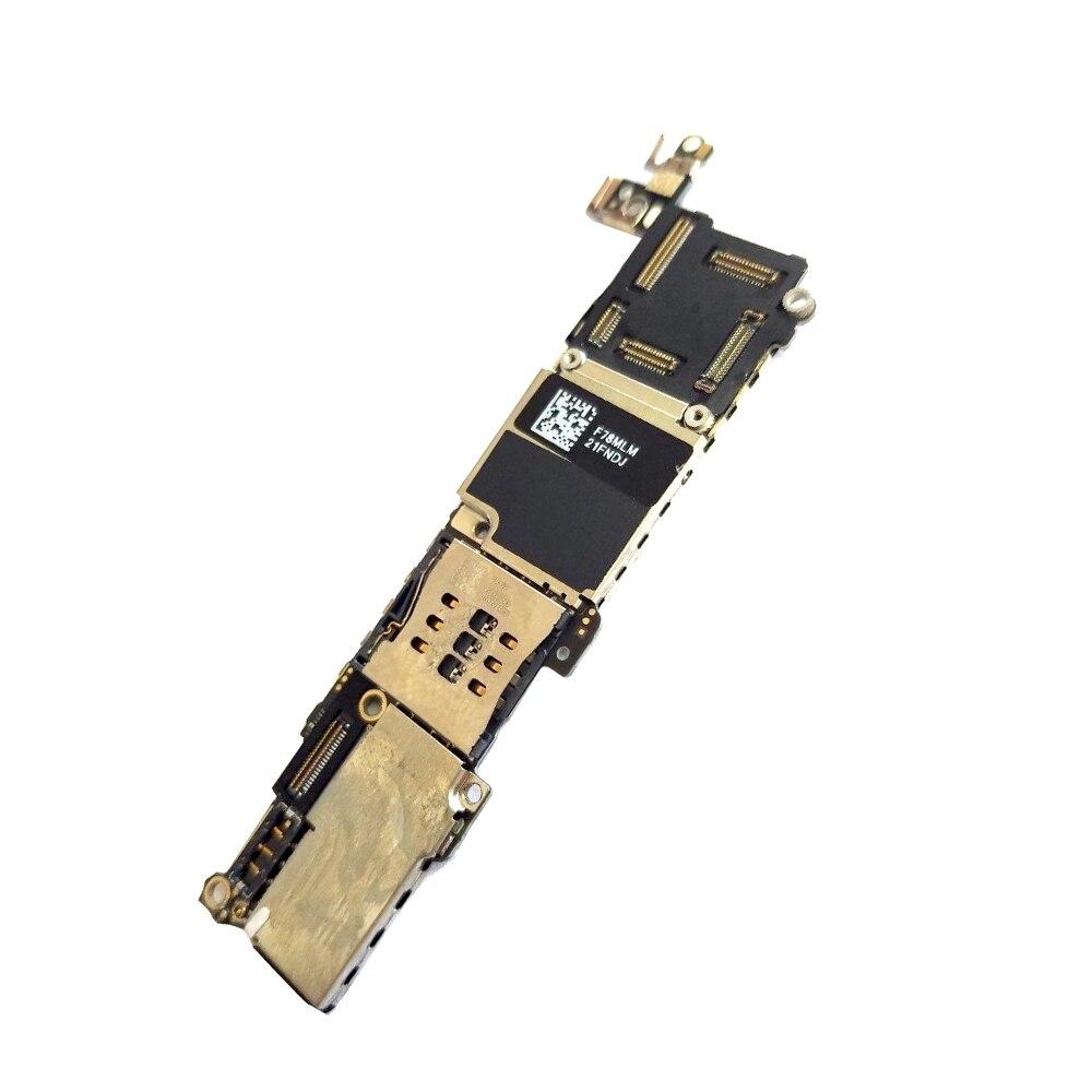 Placa base 100% Original desbloqueada para iphone 5C con Chips, Sistema IOS para placas Logic iphone 5C, envío gratis