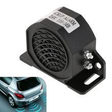 Car Reverse Siren Beeper Buzzer Warning Alert Alarm Signal Back Up 110db Warning Alarm Vehicle Horn Car Alarm Security