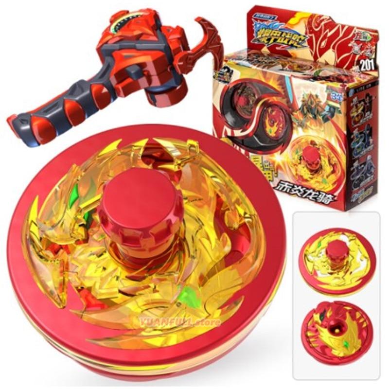 Holy beast-درع قتالي من Beyblade Burst للأطفال ، قاذفات علوية من السبائك ، ألعاب دوارة ، هدية للأطفال
