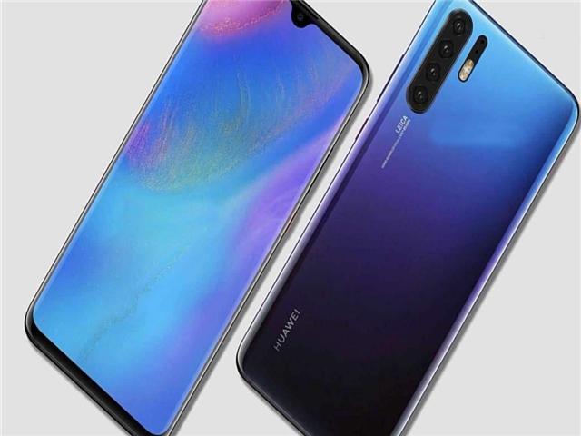 "Nuevo Original Huawei P30 Pro versión Global VOG-L29 móvil teléfono Kirin 980 Android 9,1 De 6,47 ""FHD IP68 NFC 40MP 8GB RAM 512GB ROM"