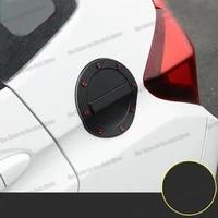 lsrtw2017 carbon fiber abs car tank cover fuel cap for honda fit 2014 2015 2016 2017 2018 2019 accessories mugen exterior sport